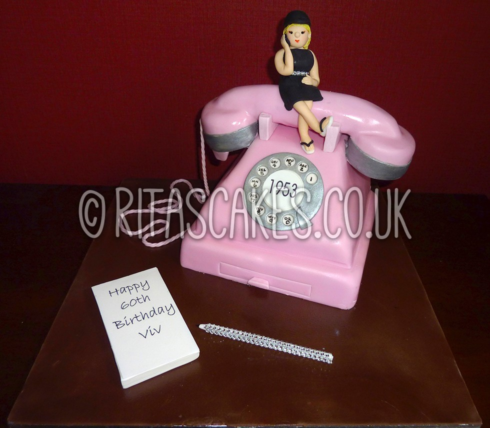 Ritas Cakes • Adult Cakes