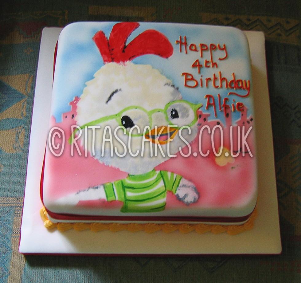 Ritas Cakes O For Boys