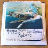 spitfire-cake